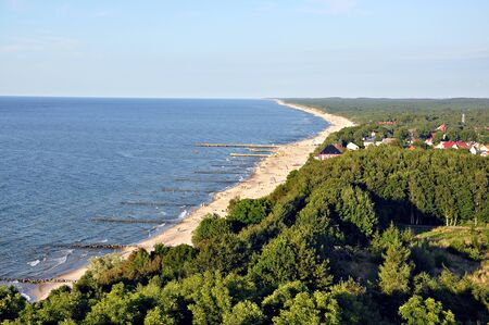 Rewal- Baltic Sea photo