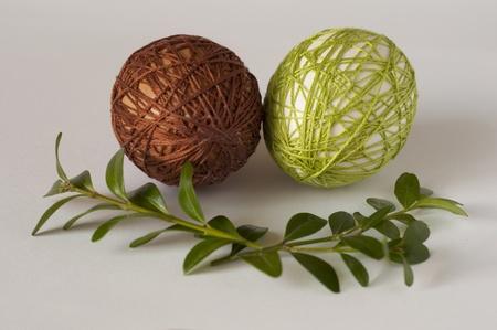 ordain: Easter eggs