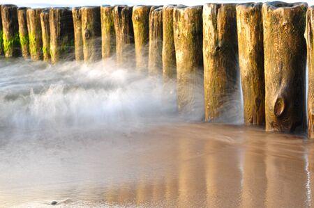 breakwater: Breakwater Stock Photo