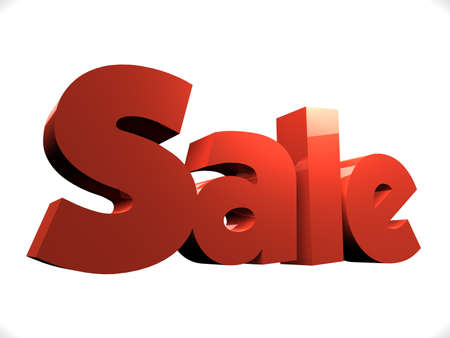 Sale text word