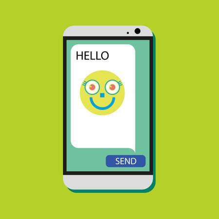 smartphone: Smartphone vector