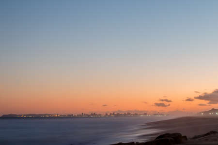 durban: Sunset durban
