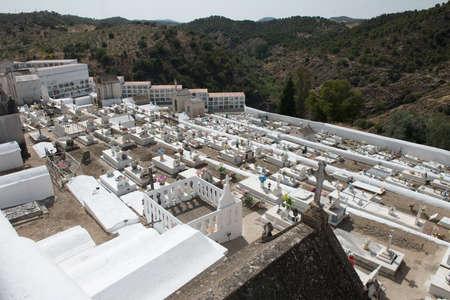 The Cemetery of Mertola