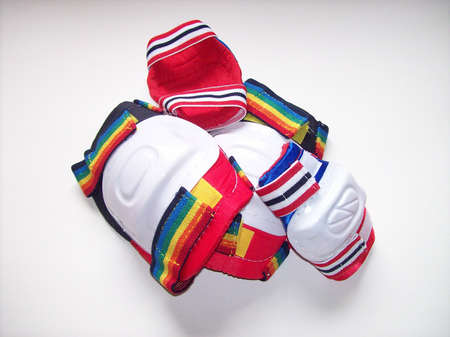 elbow pad: Elbow and knee pads