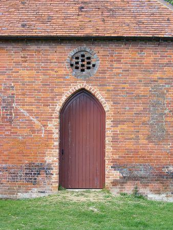 Photo of a Barn door photo