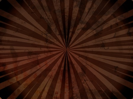 Grunge brown sunbeam background Stock Photo - 6931196