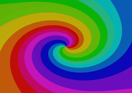 Abstract multicoloured background Stock Photo - 7393060