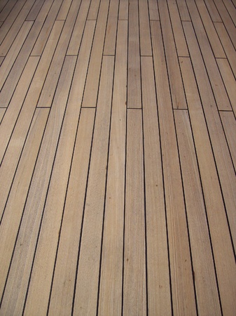 boat deck: cruise ships deck