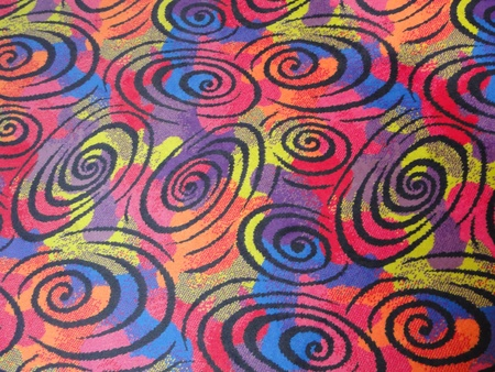 colourful pattern carpet Stock Photo - 12977776