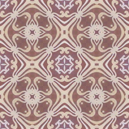 flooring: Seamless illustrated Parquet flooring background