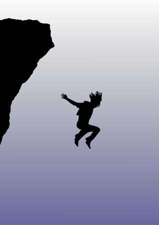 사람베이스 점프의 그림