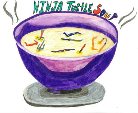 christma: Turtle Soup