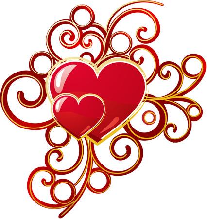 Valentine's day background Stock Vector - 6177000