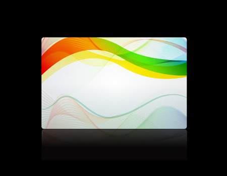 Gift card,eps10 format Stock Vector - 8340883