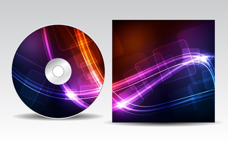 cd: CD cover design