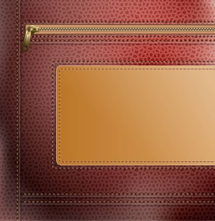currying: Leather background