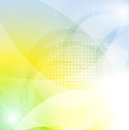 Abstract light background Stock Vector - 17701849