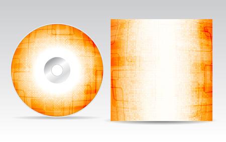 cd cover: CD cover design