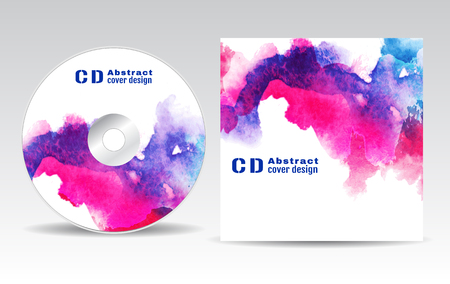 compact disc: CD cover design