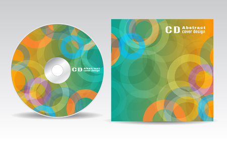 tecnology: CD cover design