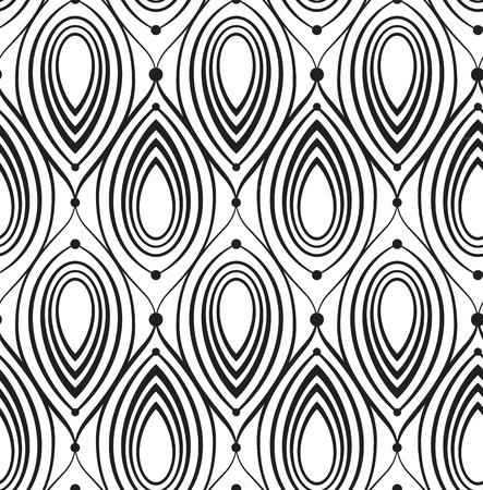 forme: Texture élégant avec un motif répétitif. Seamless background.