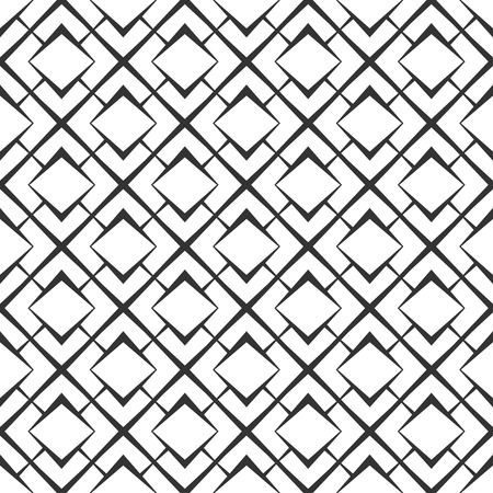 mishmash: Seamless geometric pattern Illustration