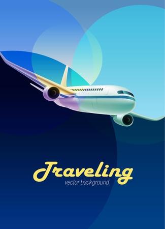 Traveling background