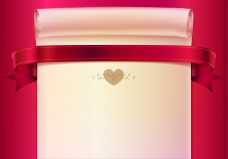 Valentine s Day fundo Ilustração