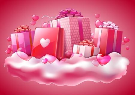 Valentine s Day Greeting card