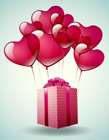 Presentes Dia dos Namorados s Ilustração