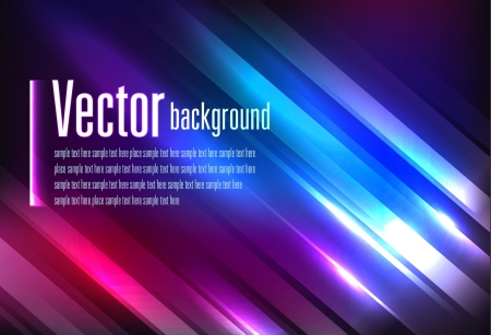 Creative colorful background Illustration