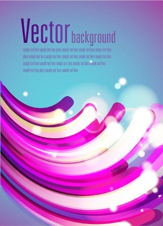 Creative colorful background Illustration