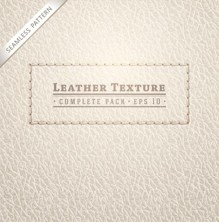 texture cuir marron: Texture de cuir