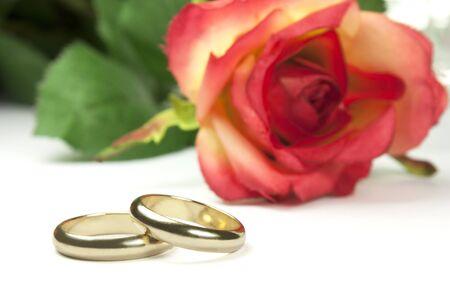 faiths: marriage Stock Photo