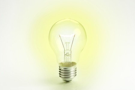 energy and incandescent bulbs and light photo