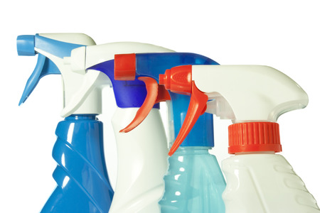 products for household cleaning of various types