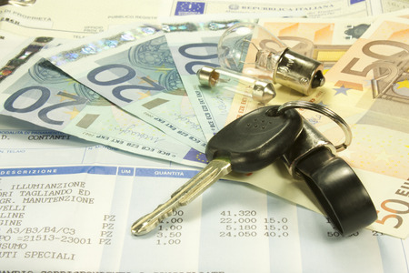 periodic maintenance costs related to cars