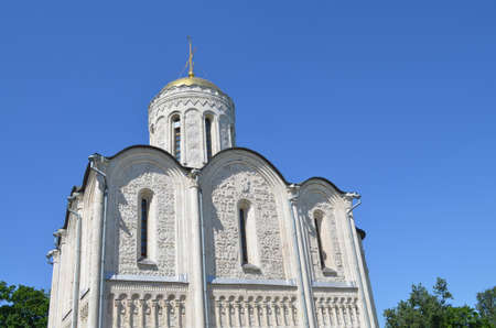 vladimir: Vladimir, Cathedral of St Demetrius