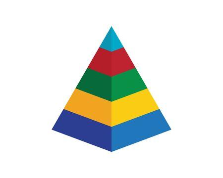 Foto de archivo - plantilla de diseño de logotipo abstracto de negocios