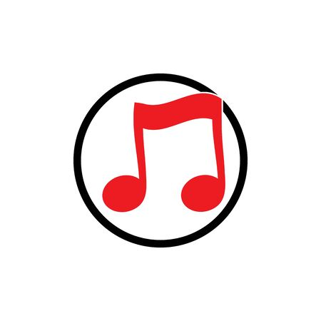note music vector illustration design 向量圖像