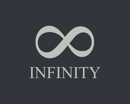 Infinity logo Vector Logo template illustration