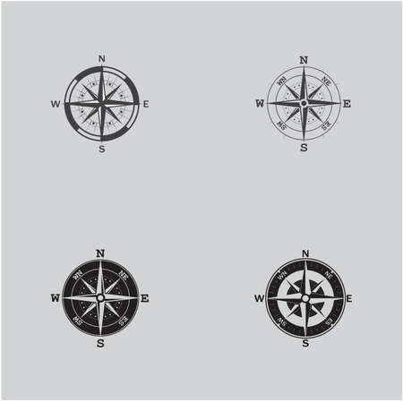 Compass signs and symbols
