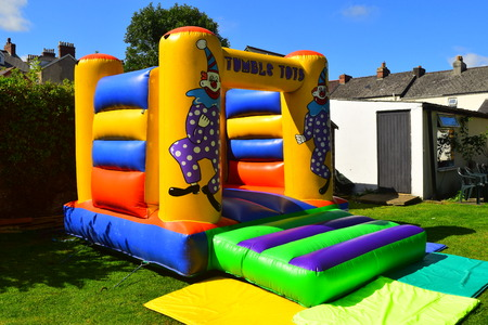 Bouncy Castle Editorial