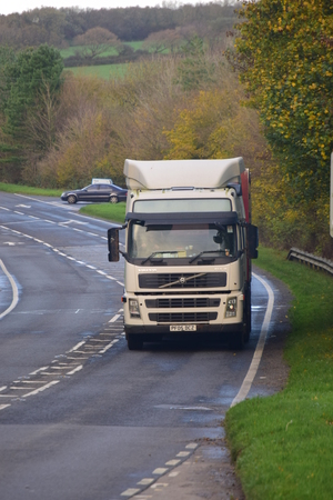unmarked: Lorry