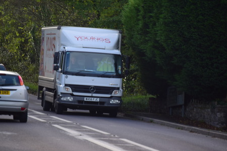 youngs: youngs van A wholesalers in North Devon Uk