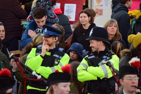 Devonand Cornwall police