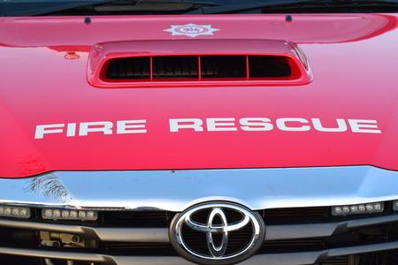 rescue service: Fire and Rescue Service