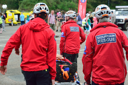 Exmoor Search and Rescue Team Editorial