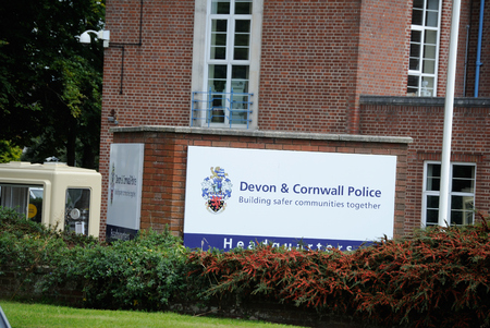 Devon and Cornwall police Editorial