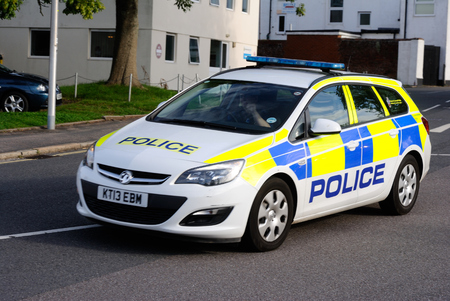 Devon and Cornwall police, Response car Editorial